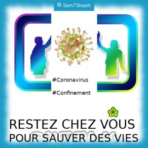Shaarli #Coronavirus #Confinement